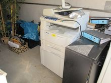 Stand photocopiers OLIVETTI D-C