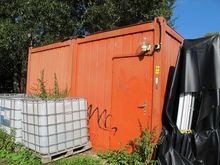 Double office container unit #