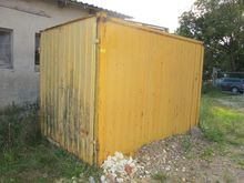 Storage containers yellow # 629