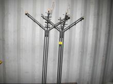 Stand wardrobes metal # 62972