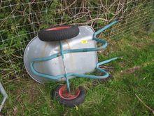 2-wheel Wheelbarrow galvanized