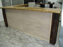 Angle counter solid wood # 6336