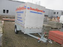 Car trailer MENSING # 63413
