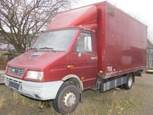 Carrier Closed IVECO # 63414