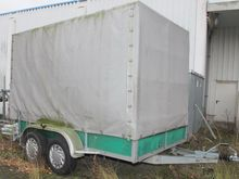 Car trailer GREHE HAMM # 63415