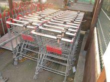 Shopping Cart galvanized # 6341