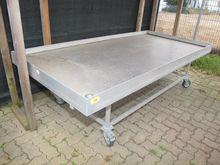 Plants Cart aluminum # 63663