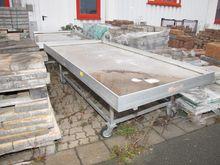 Plants Cart aluminum # 63664