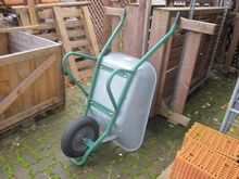 Wheelbarrow galvanized # 63689