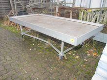 Planting Cart aluminum # 63701