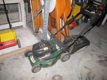 Lawn mower GGP Italy # 63728