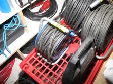 Cable drum small # 63786