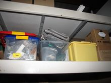 Plastic containers with small p