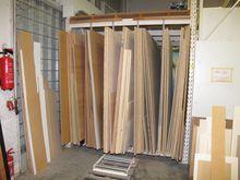 Vertical plate storage rack # 6