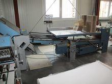 Folding machine HERZOG + Heyman