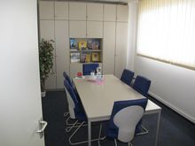 Meeting furniture light gray #