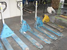 Pallet trucks PFAFF (bag produc