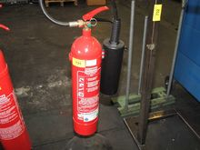 Fire extinguishers GLORIA # 646
