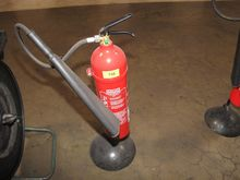 Fire extinguishers GLORIA # 647