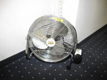 Fan chrome grille (Office 1st F