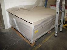 Cardboard sheets gray # 65465