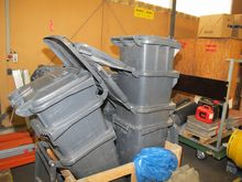 Waste containers SCHAEFER # 654