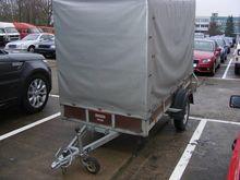 Car trailer PONGRATZ LPA 250/12