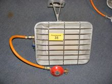 Gas heater ROTHENBERGER Rotemp