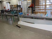 Workbenches steel / wood # 6565