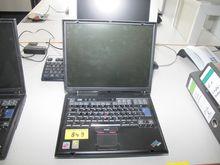 Laptop IBM ThinkPad R40 # 65703