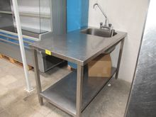 Sink stainless steel # 66821