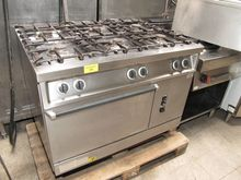 Gas cooking block Roeder # 6682