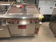Electric cooking block LASA # 6