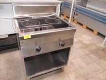 Ceramic stove block BARTSCHER #