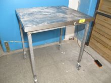 Stainless Steel Trolley # 66953