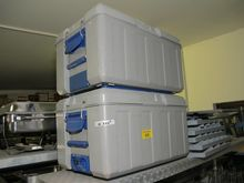 Thermal transport boxes BLANCO