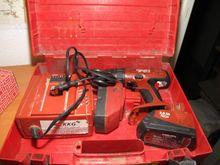 Cordless screwdriver HILTI SF 1