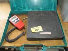 Refrigerant scale ROTHENBERGER
