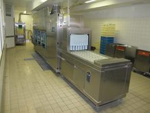 Type dishwasher Stierlen BTM CV