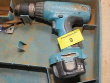 Flip cordless screwdriver MAKIT