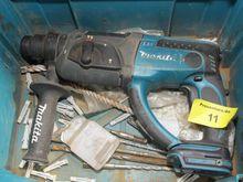 Cordless hammer drill MAKITA BH