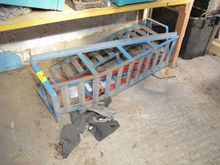 Loading ramp steel blue # 67542