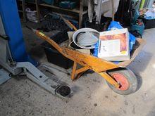 Wheelbarrow steel # 67557