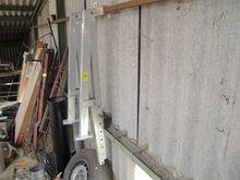 Scaffolding boom BAUMANN # 6759