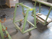 Printing cylinder trolley # 676