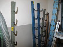 Wall shelf for cylinder # 67640