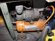 Mobile compressor KAESER Econom