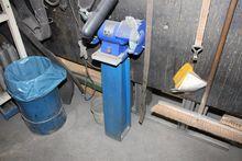 Double grinding machine METABO