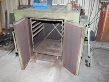 Electric paint drying oven REIN