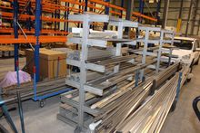 Cantilever rack self-assembly #